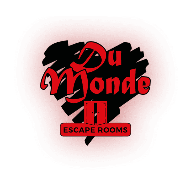 Logo Du Monde Escape Rooms